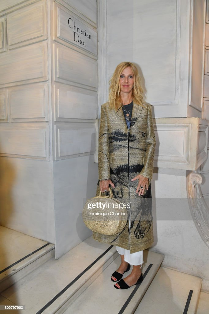 Christian Dior Celebrates 70 Years of Creation - Exhibition At Musee des Arts Decoratifs - Arrivals