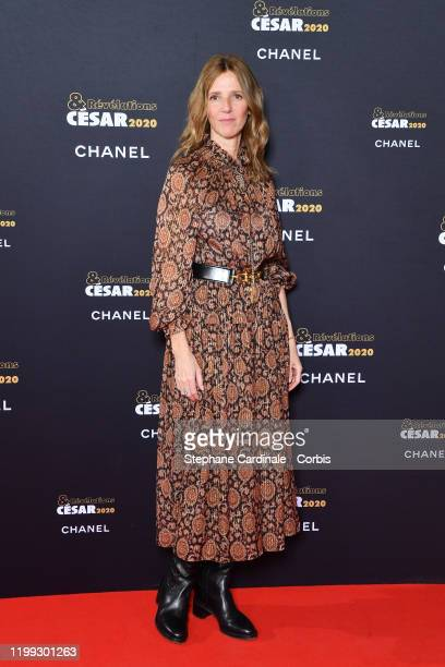 Sandrine Kiberlain attends the Cesar Revelations 2020 Photocall at Petit Palais on January 13 2020 in Paris France