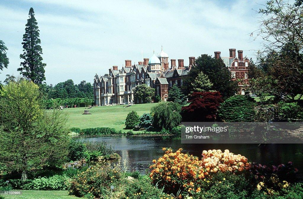 Sandringham House : Foto di attualità
