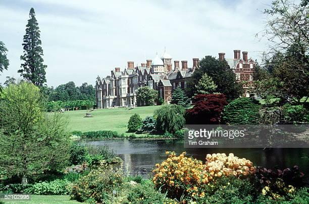 Sandringham House And Gardens, Norfolk.circa 1990s