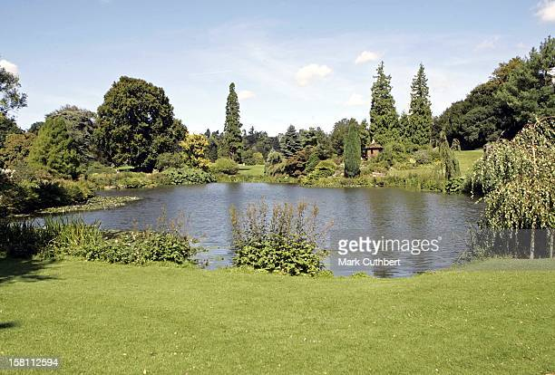 Sandringham House Gardens In Norfolk