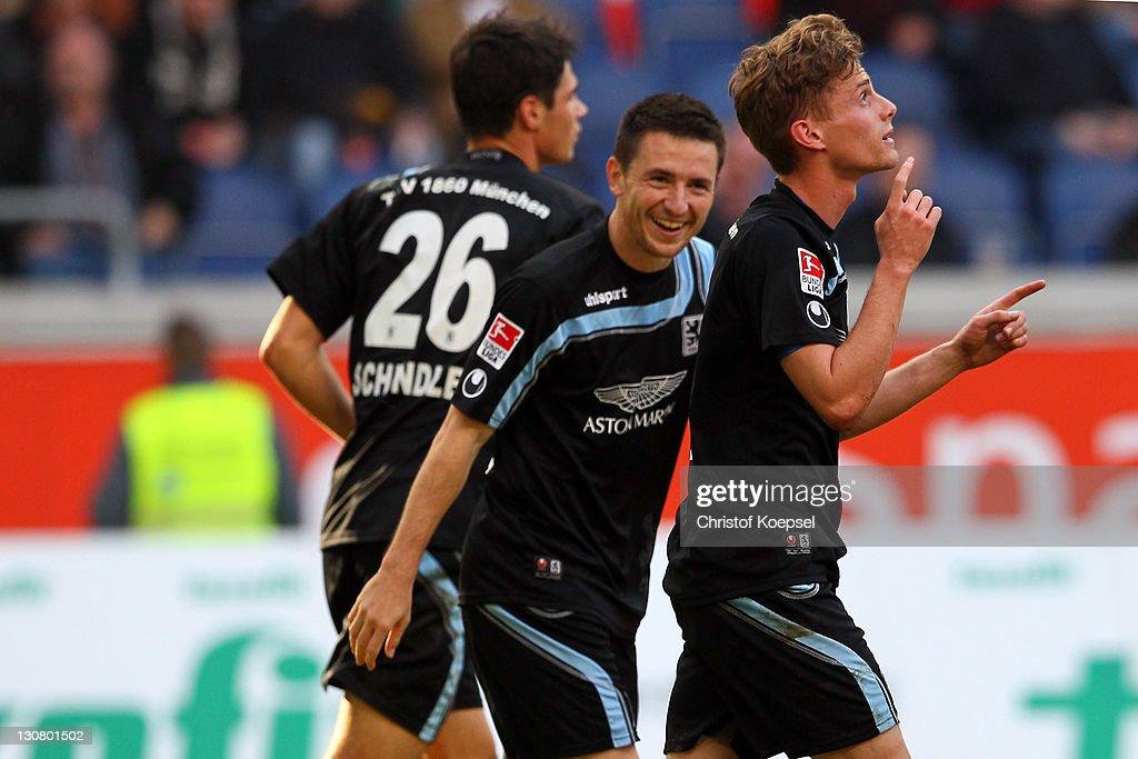MSV Duisburg v TSV 1860 Muenchen - 2. Bundesliga