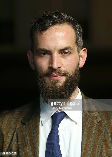 Sandro Kopp attends the VIP Premiere of 'A Bigger Splash' hosted by AnOther magazine and Dior at The Curzon Mayfair on October 21 2015 in London...