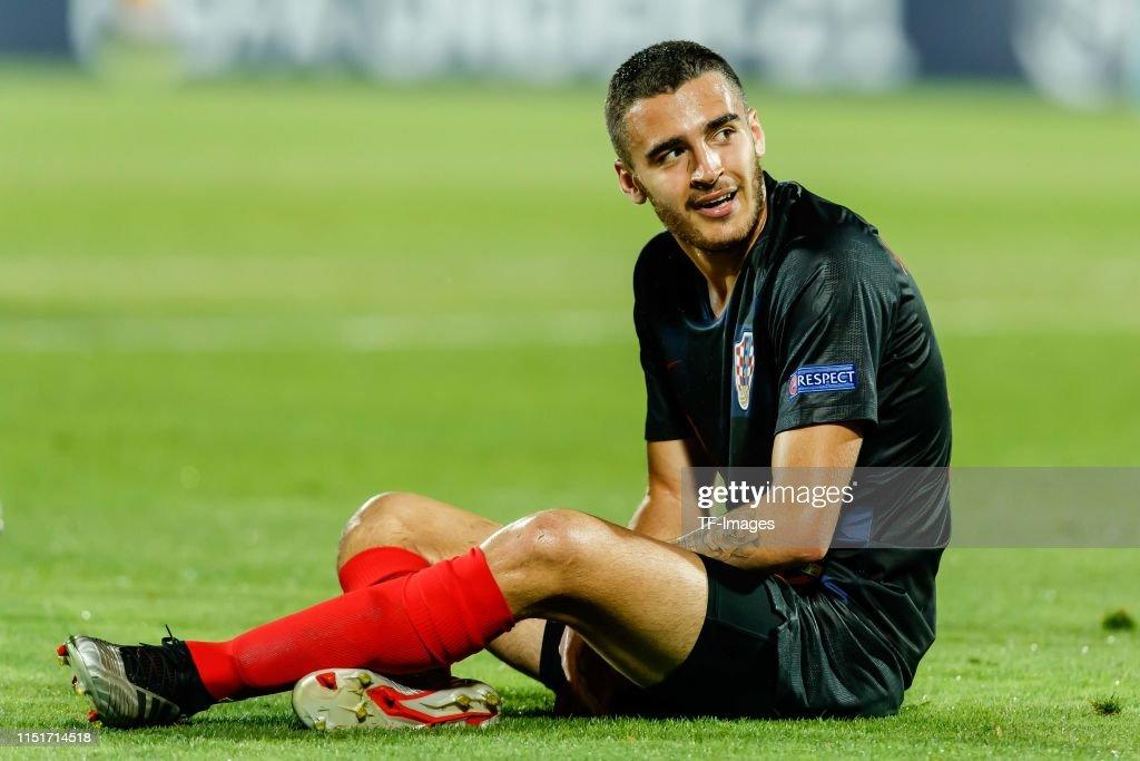 Croatia v England: Group C - 2019 UEFA U-21 Championship : News Photo