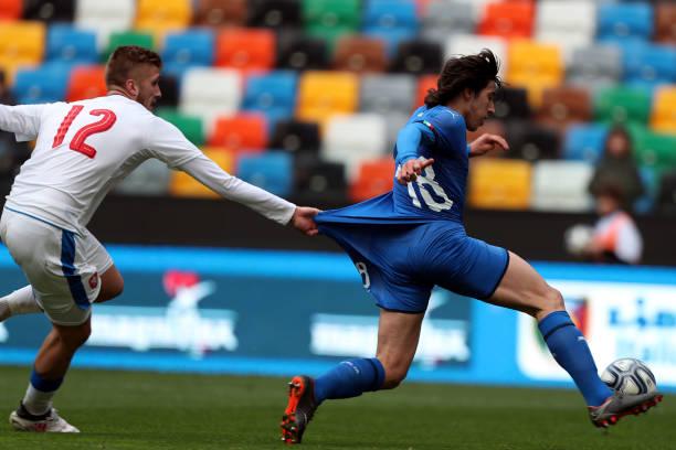 Italy v Czech Republic- Elite Round U19