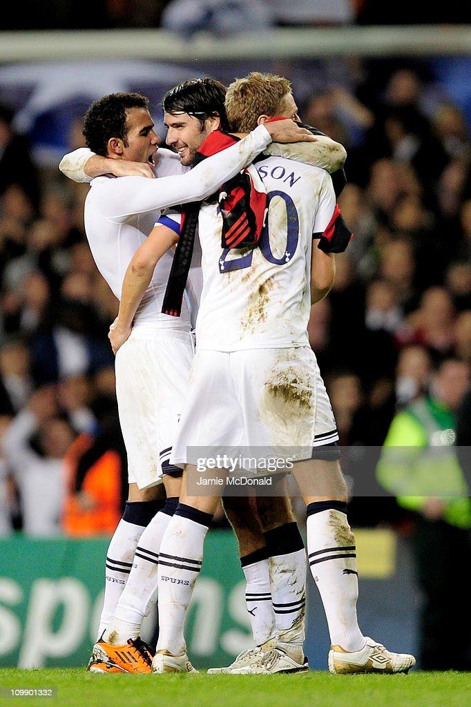 Tottenham Hotspur v AC Milan - UEFA Champions League