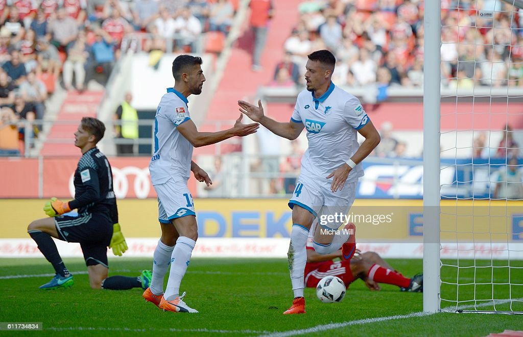 FC Ingolstadt 04 v TSG 1899 Hoffenheim - Bundesliga