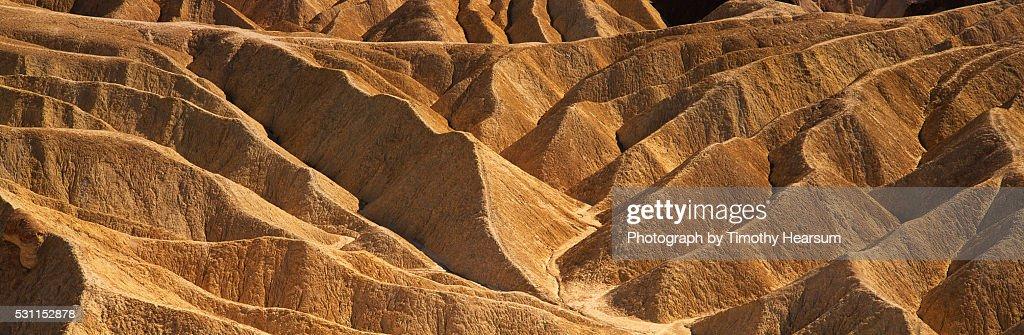 Sandstone erosion at Zabriesky Point : Stock Photo