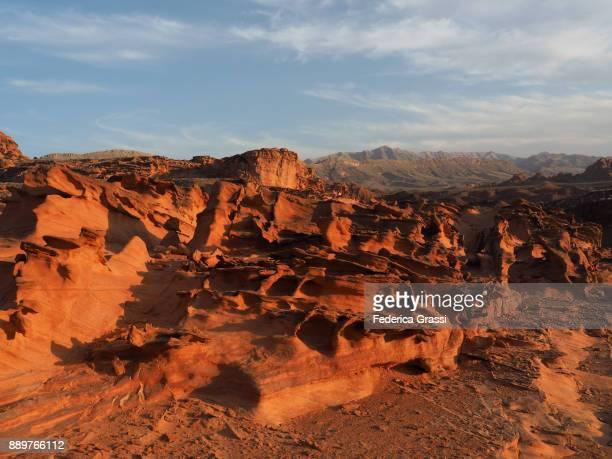 Sandstone Ridge, Little Finland, Nevada