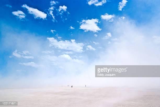 sandstorm - nevada stock-fotos und bilder