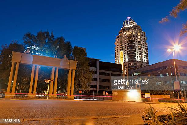 sandton city michelangelo apartments - sandton stock pictures, royalty-free photos & images