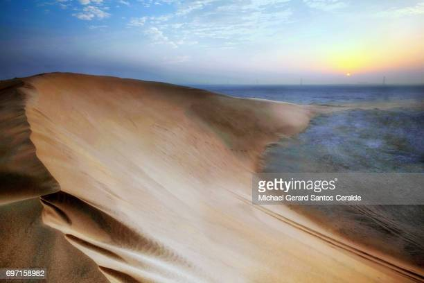 Sandunes of Qatar