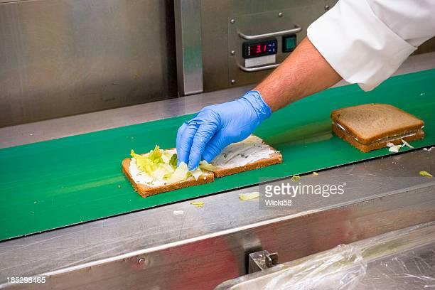 Sandwich Conveyor Belt