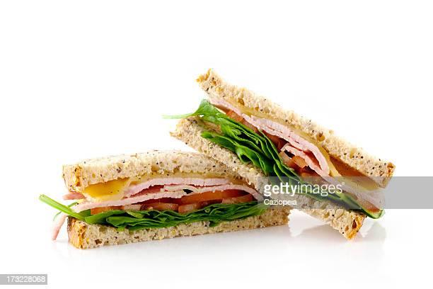 Sándwiches sándwich detalle