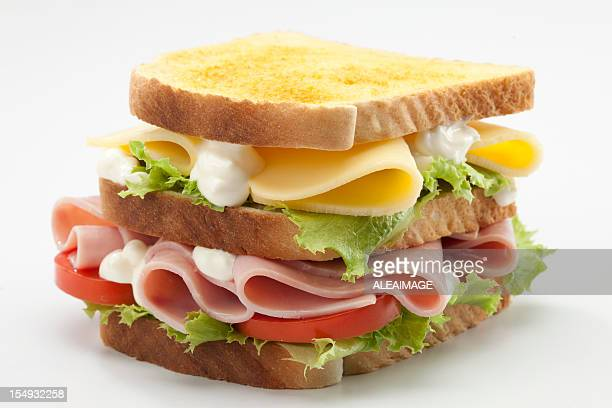 sandwich - mayonnaise stock pictures, royalty-free photos & images