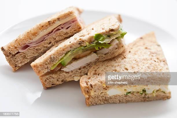 Sándwich de selección