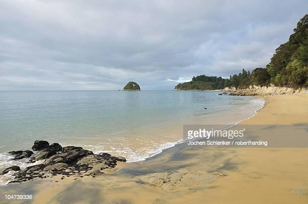 Sandy Bay, Marakau, Abel Tasman National Park, South Island, New Zealand, Pacific