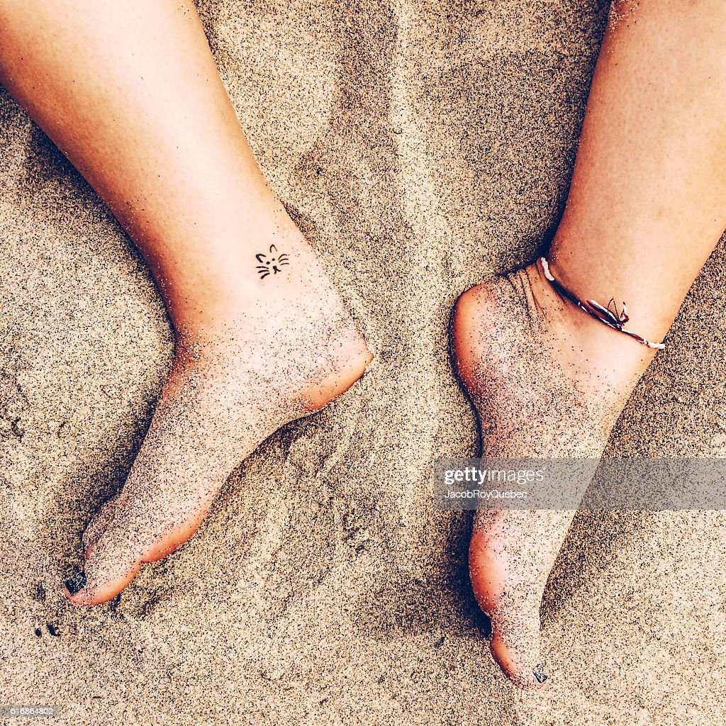 Sandy Beach : Stock Photo
