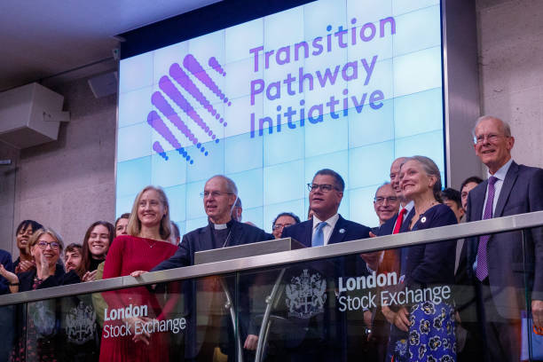 GBR: LSE Bell Ringing Ceremony As Transition Pathway Initiative Expands to Cover 10,000 Stocks