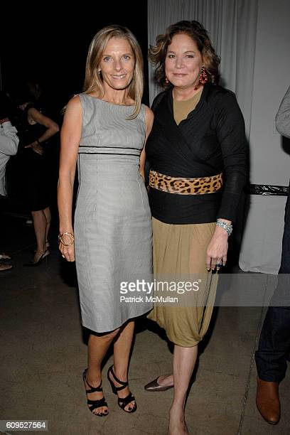 Sandy Brant and Barbara de Kwiatkowski attend INTERVIEW MAGAZINE DIANE VON FURSTENBERG and W HOTELS Launch Party for BOB COLACELLO's new book OUT at...