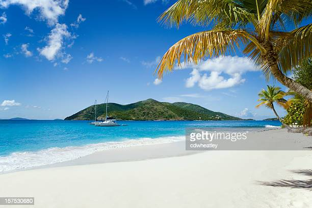 Sandy Cay, BVI - beautiful island in the Caribbean