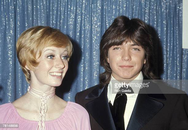 Sandy Duncan and David Cassidy