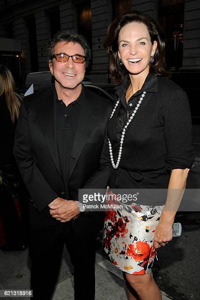 Sandy Gallin and Sandy Hill attend HBO Documentary Films' New York Premiere of 'ROMAN POLANSKI Wanted and Desired' at The Paris Theater on May 6 2008...