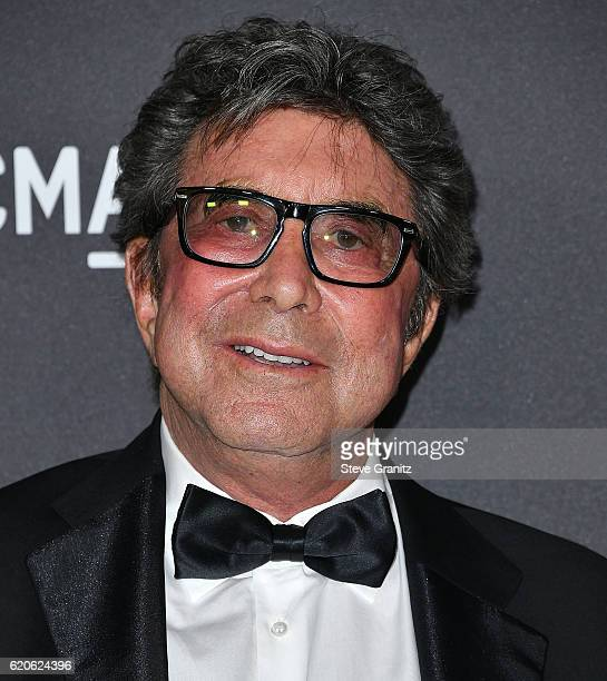 Sandy Gallin arrives at the 2016 LACMA Art Film Gala Honoring Robert Irwin And Kathryn Bigelow Presented By Gucci at LACMA on October 29 2016 in Los...