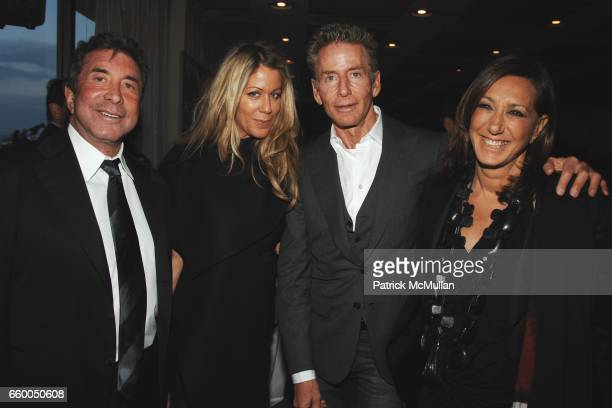 Sandy Gallin Marci Klein Calvin Klein and Donna Karan attend WELCOME TO GULU EXHIBITION AND BENEFIT ART SALE ANTIHUMAN TRAFFICKING INNITIATIVE at The...