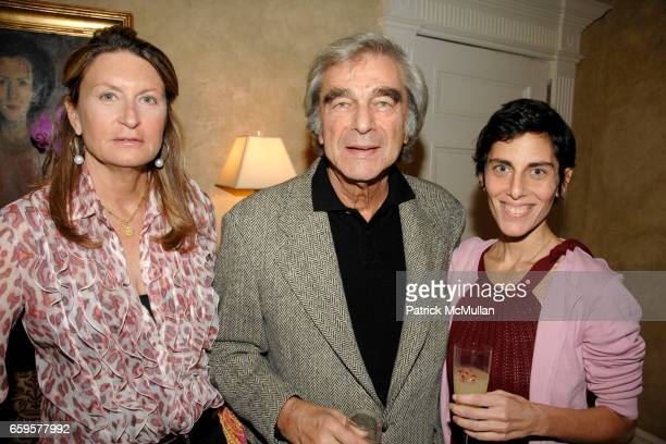 Sandy Jerry Lauren and Jenny Lauren attend American Folk Art Museum's Kickoff Party hosted by Yaz and Valentin Hernandez at Private Residence on...