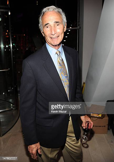 Sandy Koufax attends the after party for the celebration of Paul Newman's Hole in the Wall camps at Alice Tully Hall on June 8, 2009 in New York City.