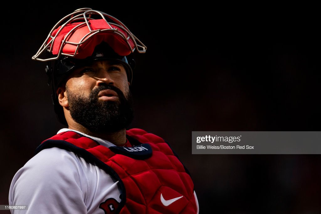 Los Angeles Angels of Anaheim v Boston Red Sox : News Photo