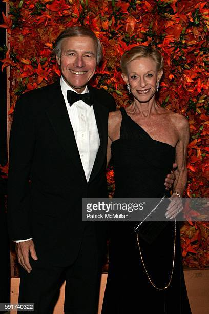Sandy Lindenbaum and Linda Lindenbaum attend The American Friends of the Israel Museum 40th Anniversary Gala at Cipriani 42nd St on November 6 2005...