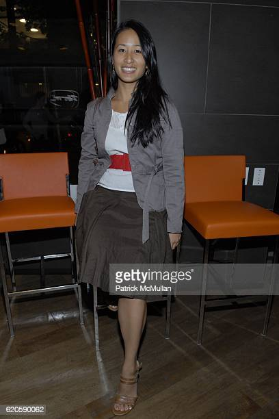 Sandy Lou attends UCON Celebrates The Openening of ZORZI NEW YORK at 1 35th Street on September 16 2008 in New York City