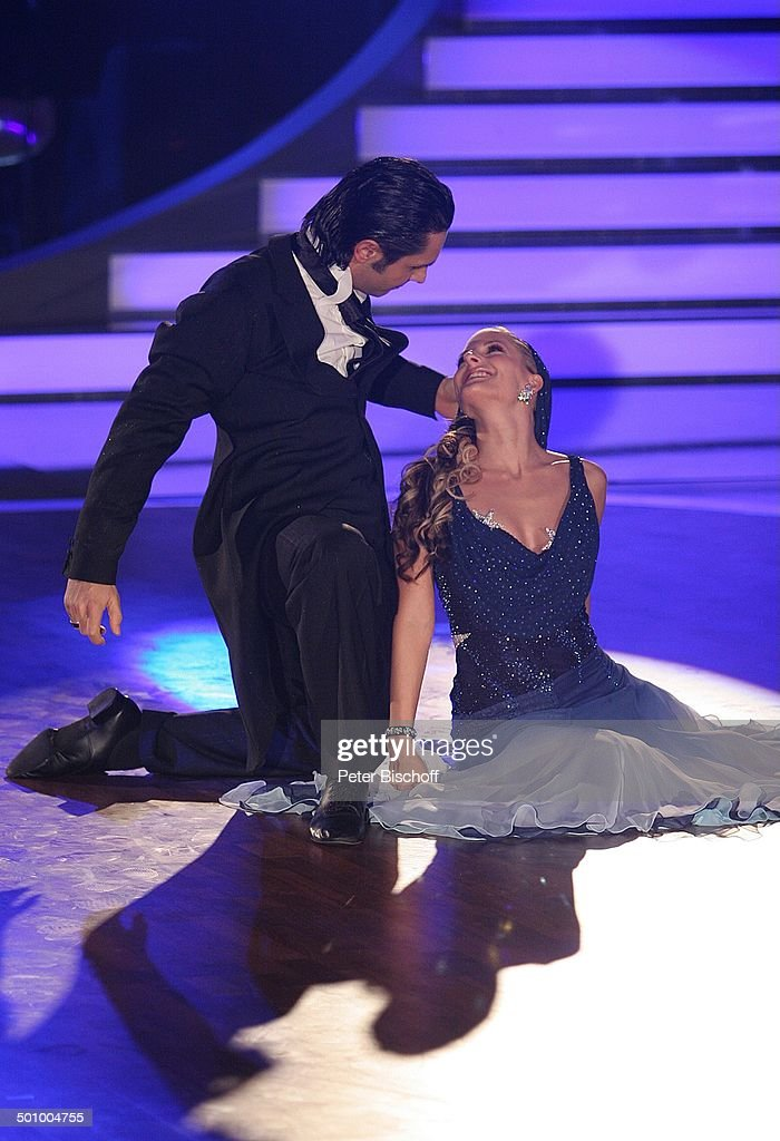 Sandy Molling Roberto Albanese Rtl Tanz Show Lets Dance Koln News Photo Getty Images