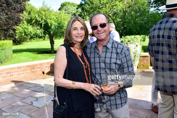 Sandy Perlbinder and Steve Perlbinder attend Maison Gerard Presents Marino di Teana A Lifetime of Passion and Expression at Michael Bruno and...
