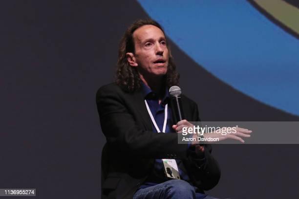 Sandy Stern speaks on stage during the 2019 Sarasota Film Festival on April 13 2019 in Sarasota Florida
