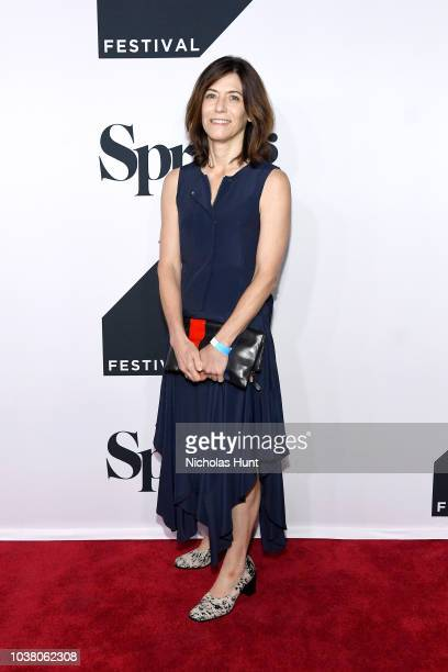 Sandy Zweig attends the Anthony Bourdain Parts Unknown Season 12 Premiere during the 2018 Tribeca TV Festival at Spring Studios on September 22 2018...