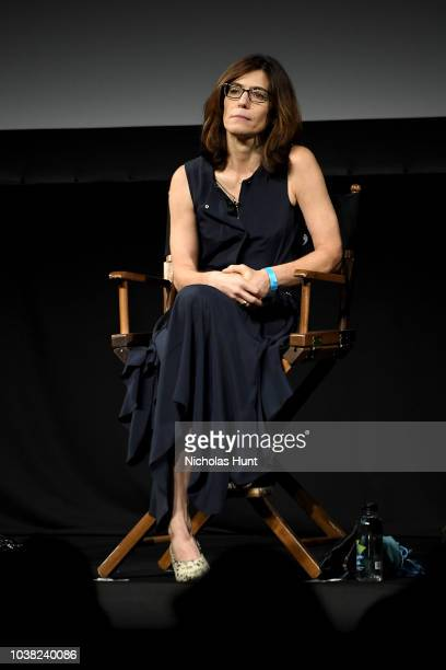 Sandy Zweig speaks onstage at the 'Anthony Bourdain Parts Unknown' Season 12 Premiere panel during the 2018 Tribeca TV Festival at Spring Studios on...