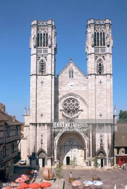 Chalon-sur-Saône, cathédrale.