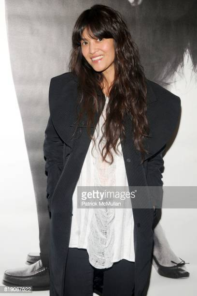 Sang A ImPropp attends CLUB MONACO Celebrates Photographer BERT STERN at Club Monaco on March 25 2010 in New York City