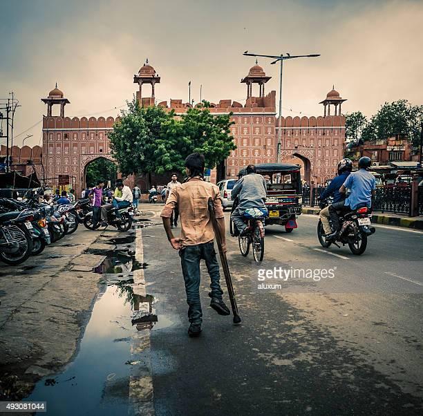 Sanganeri Gate Jaipur India