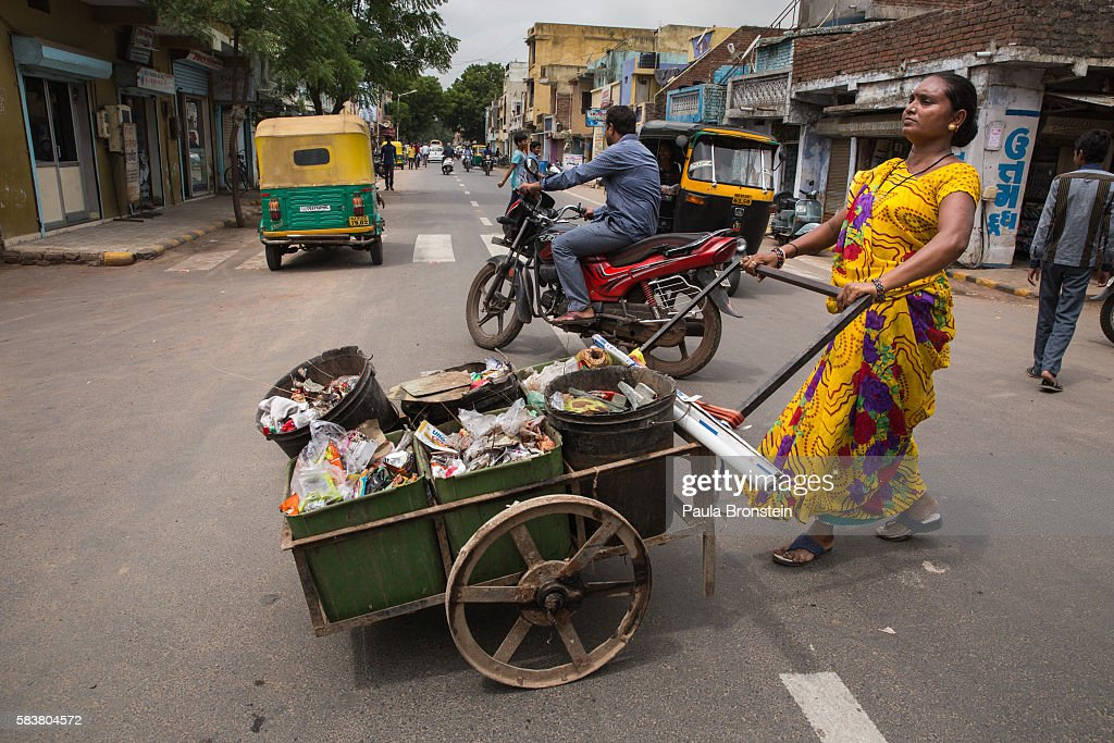 Informal Workers Around the World - India - Images of Empowerment : News Photo