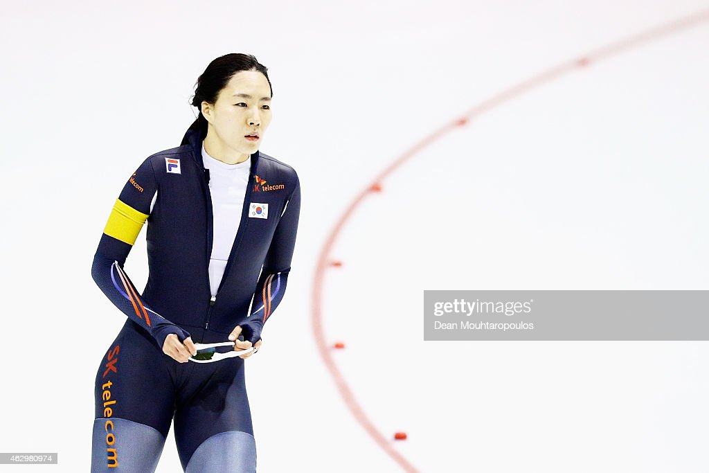ISU World Cup Speed Skating - Day Two