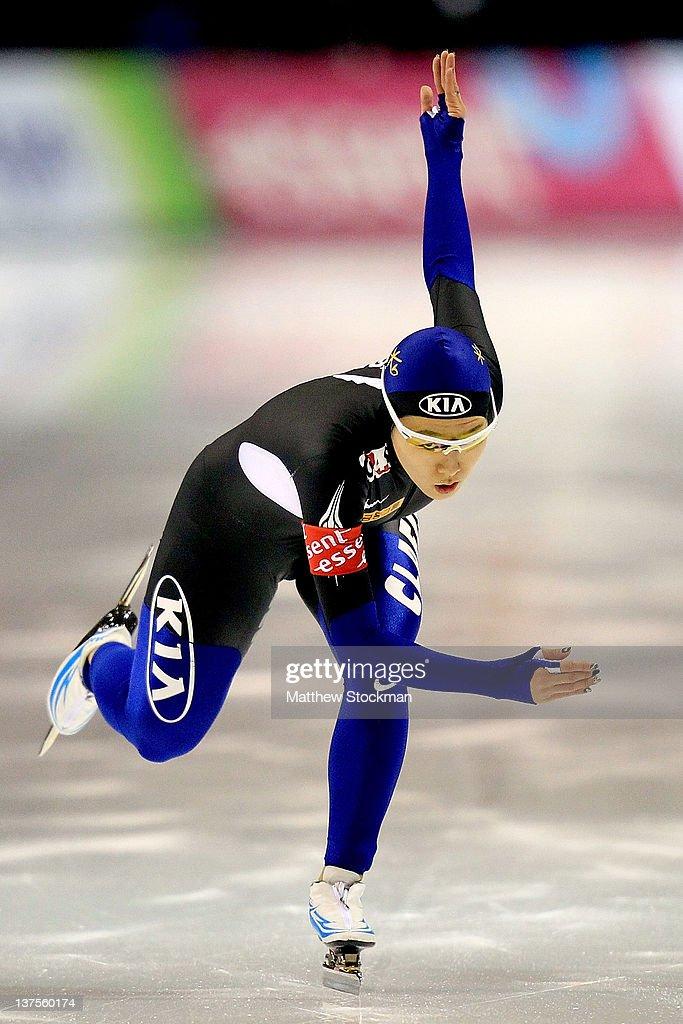 Essent ISU World Cup Speed Skating
