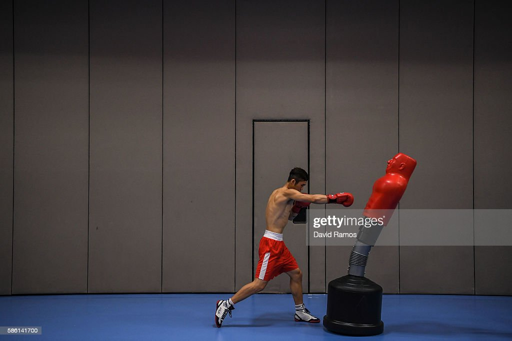 Olympics - Previews - Day 0 : News Photo