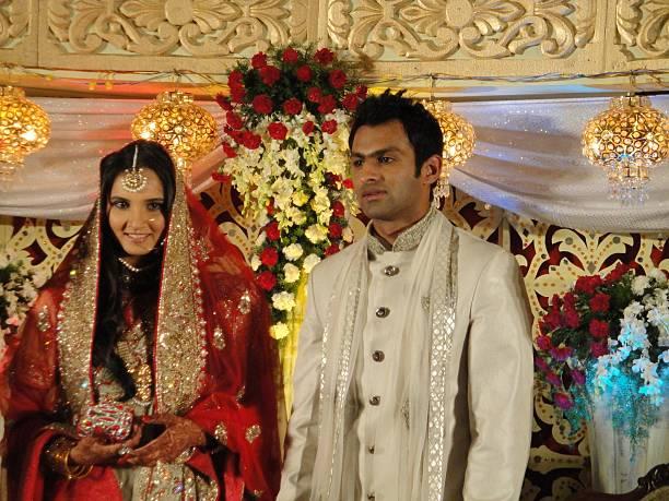 Sania Mirza Wedding Reception