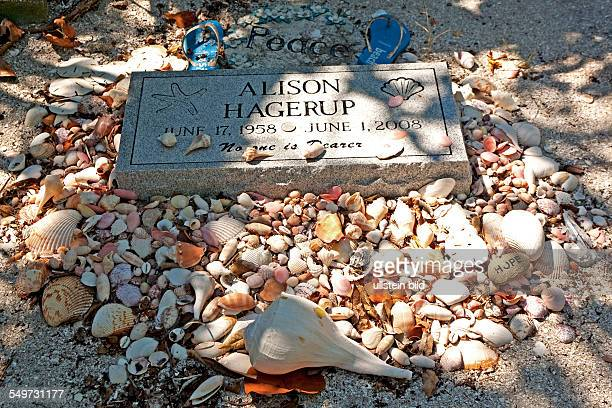 Sanibel Island Amerika USA Florida Sunshine StateAtlantic Ocean Caribbean Sea islandCaptiva's Historic Cemetery