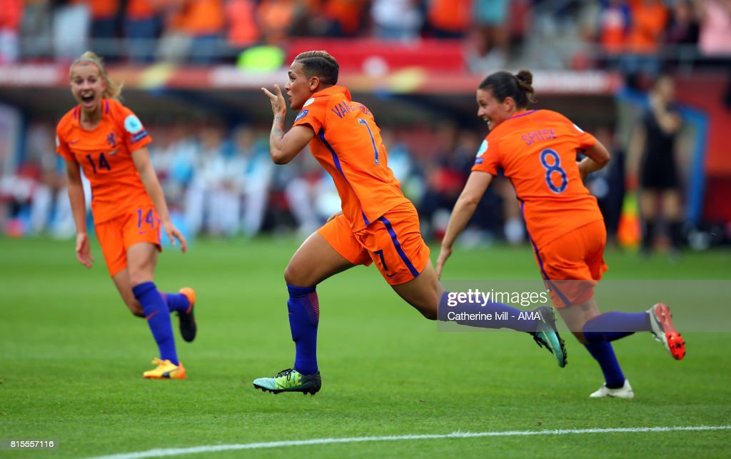 Netherlands v Norway - UEFA Women's Euro 2017: Group A : Photo d'actualité