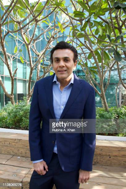 Sanjay Arora Managing Director D'Decor a $300 million company and the world's largest producer of soft furnishings on February 07 2019 in Mumbai India
